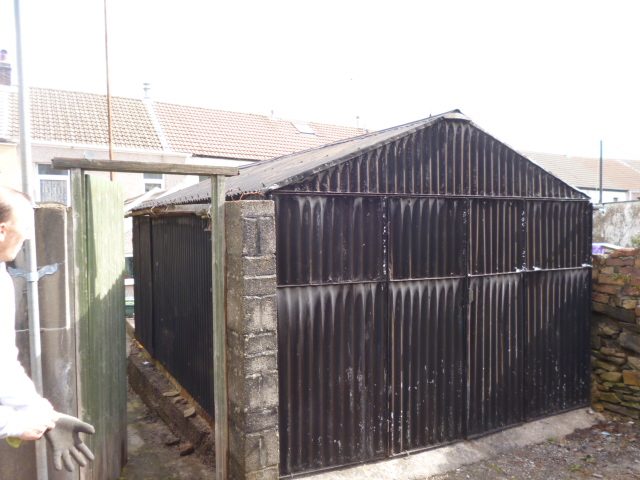 metal shed clearance rhondda (2)