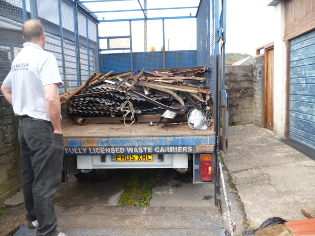 metal shed clearance rhondda (8)